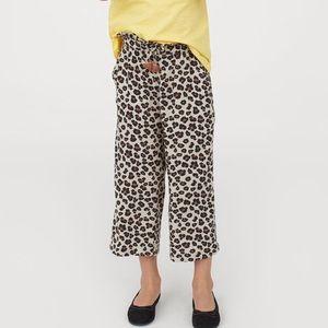 New H&M Kids Girls Culottes crop pants Sz 14+
